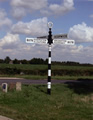 Branston, Finger Post