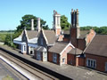 Brocklesby, Railway Station