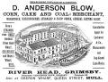 Grimsby, River Head, D.Anderson Blow, Advertisement