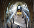 Lincoln Cathedral, Narthex, Banks's View
