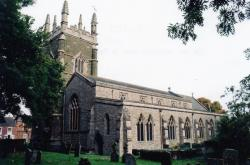St. James Church in Spilsby