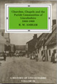 Click for details --- Churches, Chapels and Parish Communities in Lincolnshire: 1660-1900 (Volume IX)