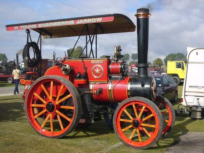 January 2020 - Foster 'Wellington' Tractor